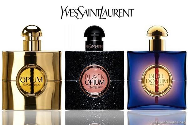 法國ysl black opium 紫羅蘭黑鴉片香水/30ml