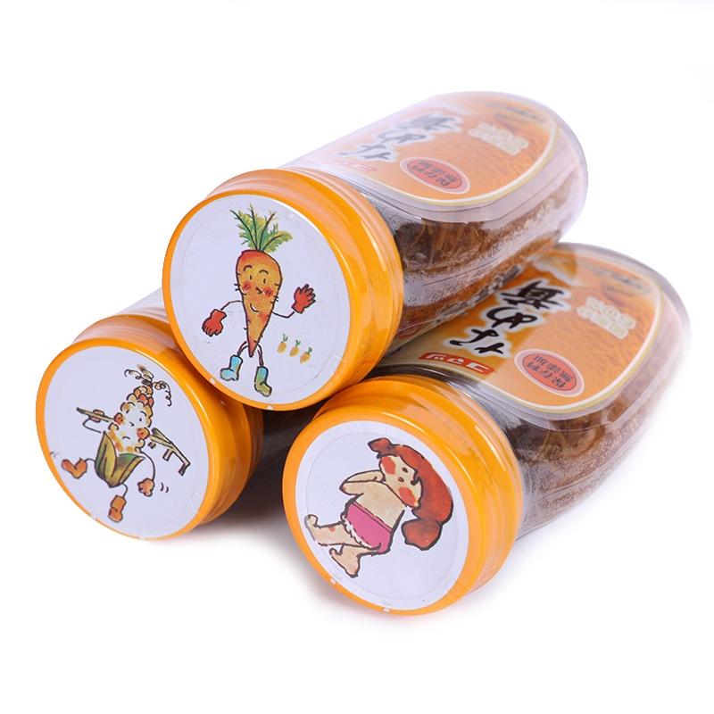 小松味付儿童金针菇罐头 无添加 美味可爱包装