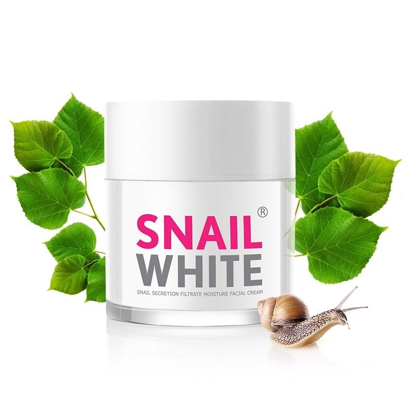 泰国热销snail white蜗牛霜祛斑祛痘抗皱除痕全能