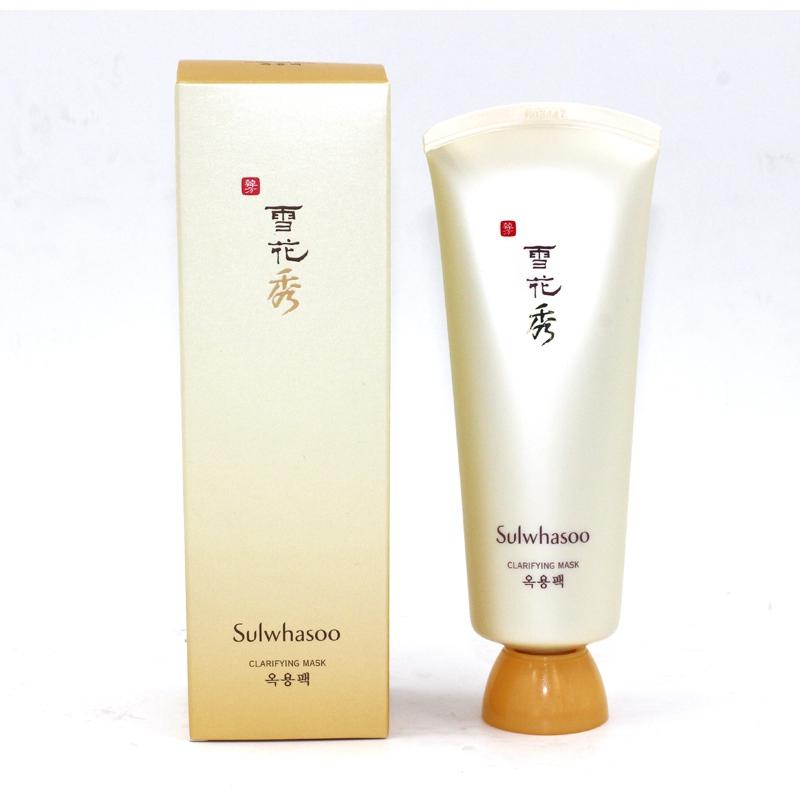 韩国进口Sulwhasoo雪花秀玉容雪花秀撕拉面膜毛孔清洁150ml