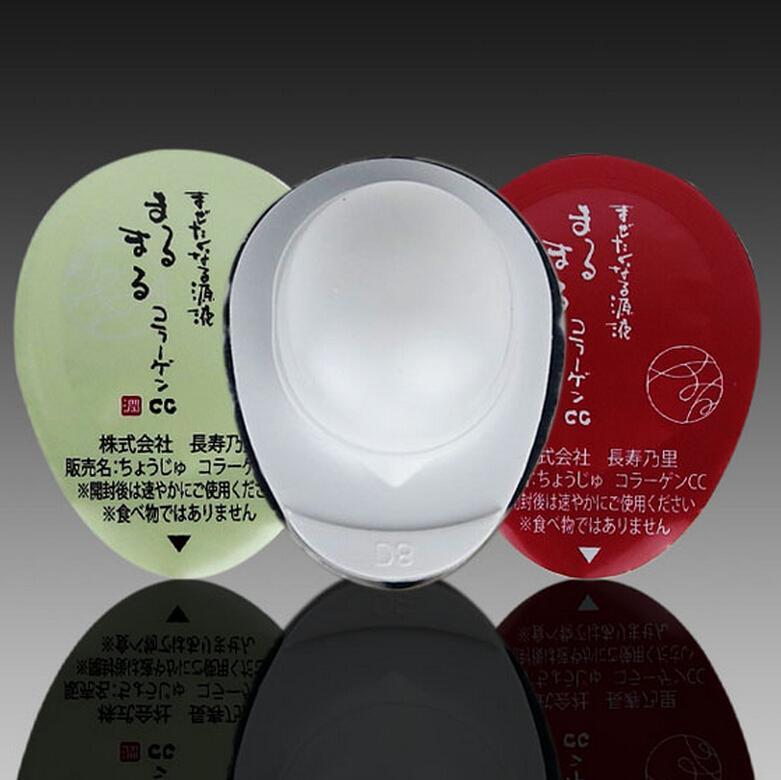 日本长寿乃里100%胶原蛋白线球