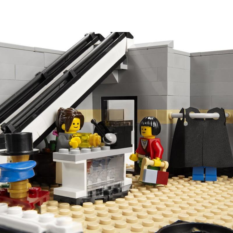 乐高10211 lego全新百货商店街景绝版