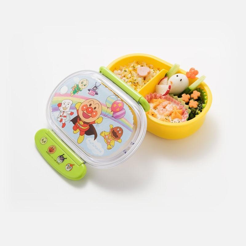 日本lec 面包超人可爱图案儿童便当盒餐盒