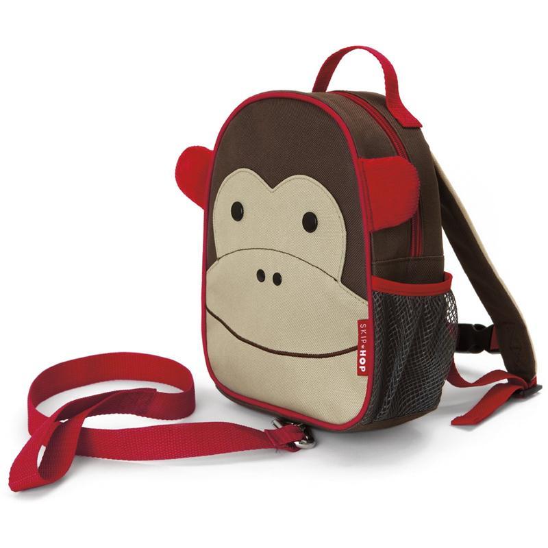 可爱动物园系列防走失小书包