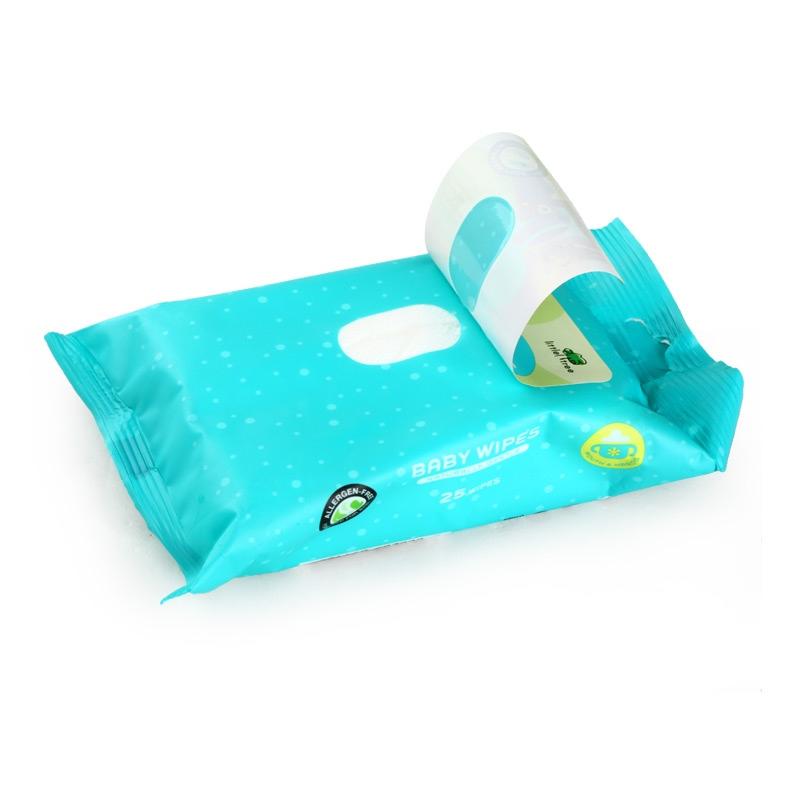 英国小树苗 手口专用婴儿柔湿巾80抽*6 (共480抽)