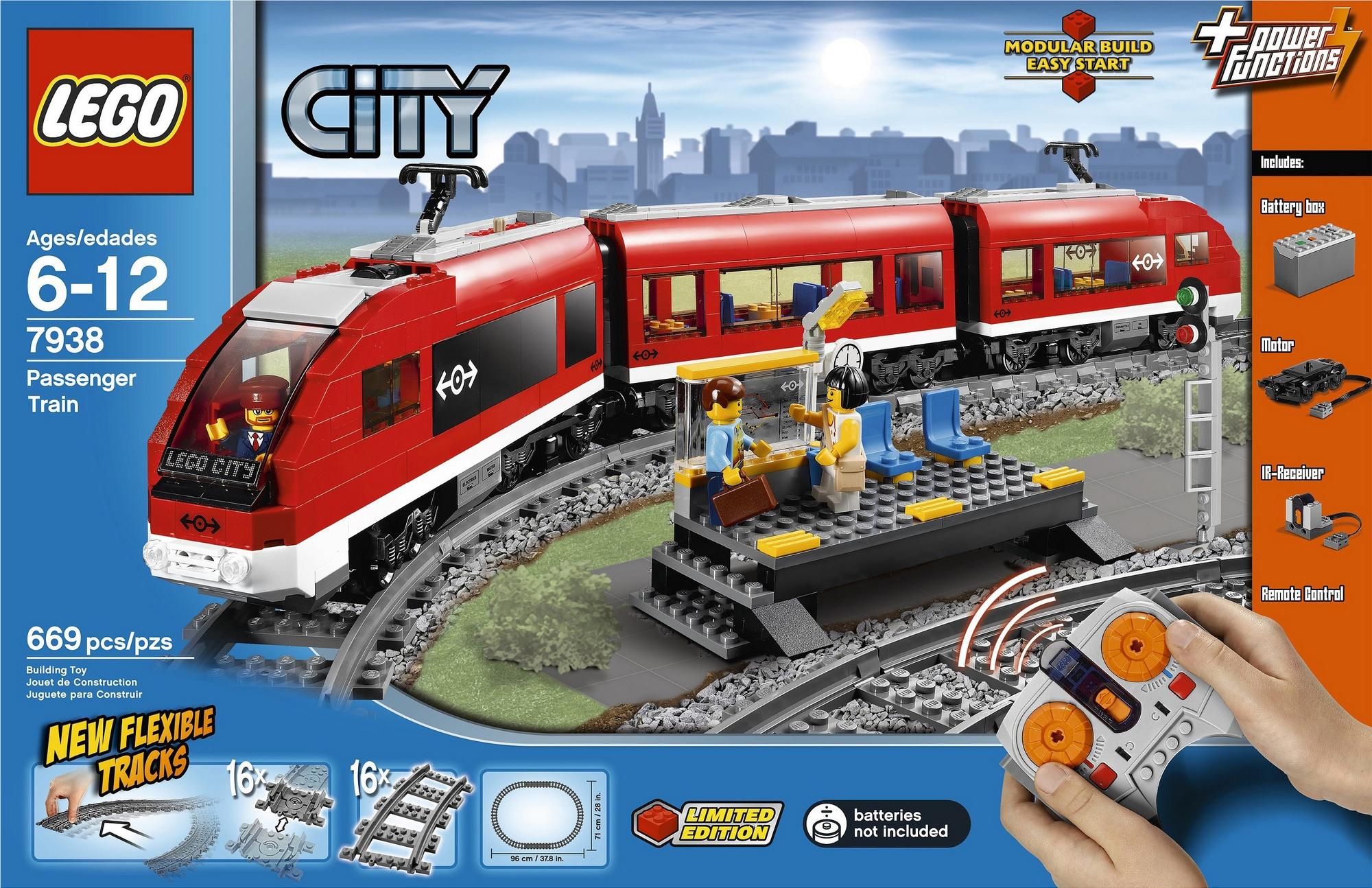 火车遥控客运火车