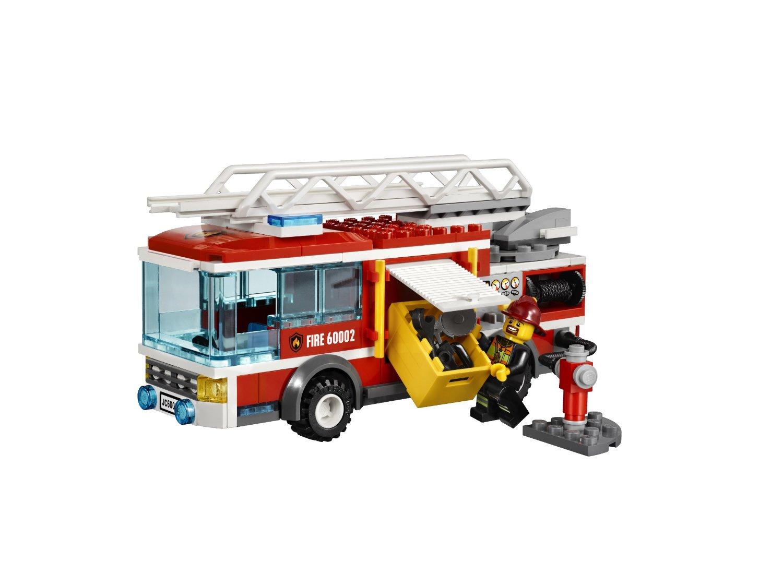 美国玩具消防车图片