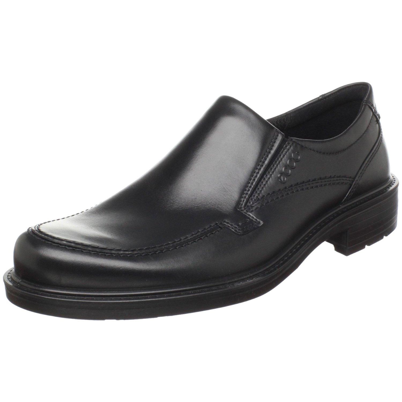 ecco正装皮鞋图片