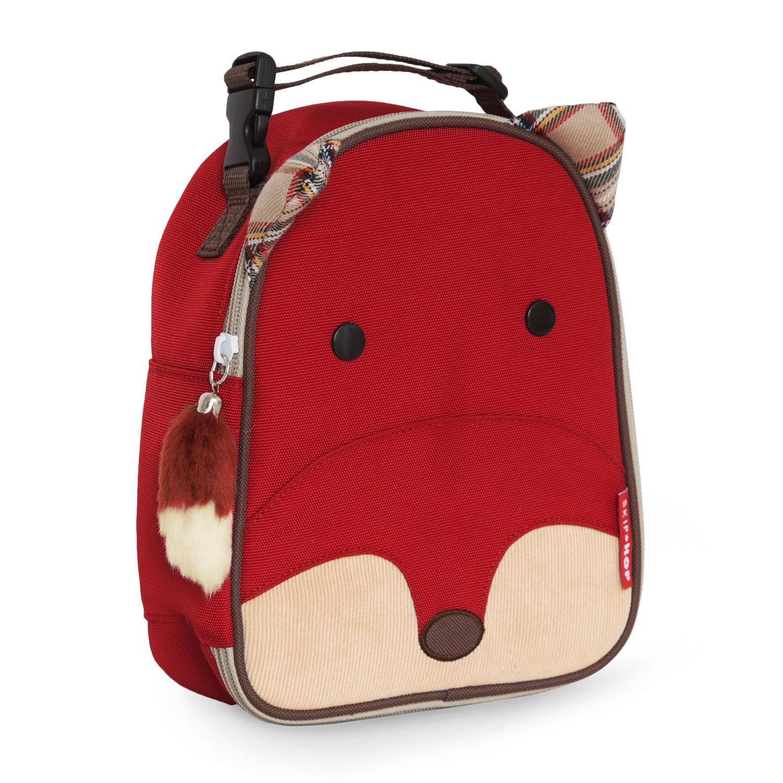 hop可爱动物园儿童午餐包
