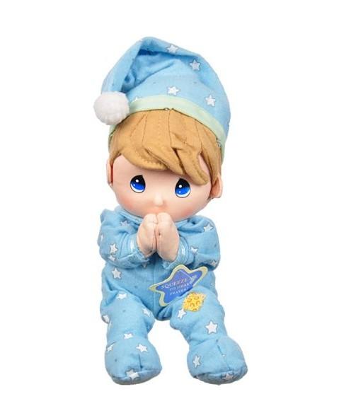 美国nuby努比睡前祈祷天使娃娃 会说话的许愿娃娃 发声玩具