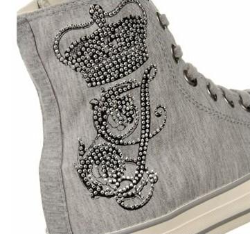 logo帆布鞋2色入5