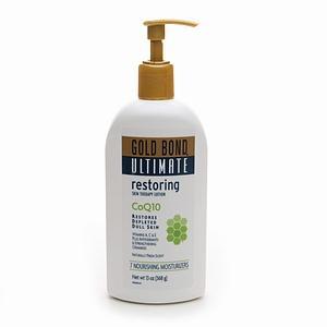 冰激凌强力推荐-美国直邮Gold Bond COQ10 抗氧化终极修复润肤乳