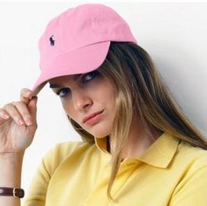 清仓 美国直邮 POLO Ralph lauren 马标 女士 经典 高尔夫/棒球帽