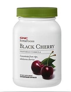 GNC黑樱桃改善风湿痛风