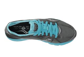 美国代购 Saucony索康尼女式 Kinvara 4 W 耐磨防滑跑步鞋