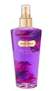 【Victoria's Secret】【Love Spell系列】芬香美体组合香水喷雾