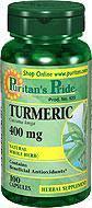 5瓶美国直邮Puritan's Pride姜黄素Turmeric