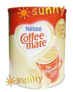 免运费!包美国直邮!美国雀巢咖啡伴侣COFFEE MATE 1.5kg