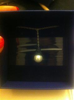 swarovski 施华洛世奇 水晶珍珠项链  高贵典雅