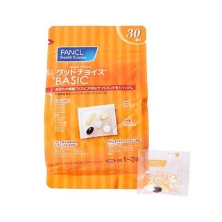 FANCL 女士营养组合套装 30小袋 一天1~3袋,JPA00049