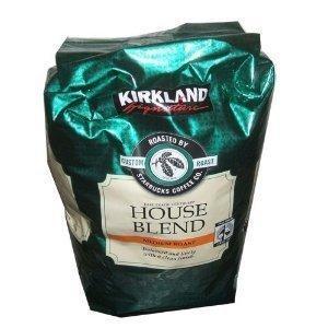免运费!包美国直邮!Kirkland 星巴克中度咖啡豆 907g