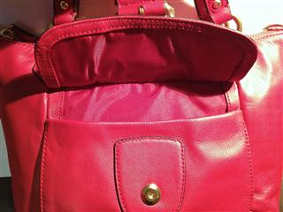 Coach CAMPBELL LEATHER MINI Tote Crossbody F49882 真皮正品