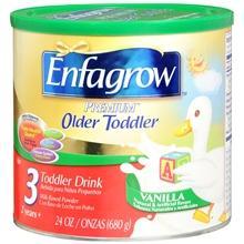 美赞臣Enfagrow PREMIUM Toddler 金樽3段680克奶粉(香草味道)