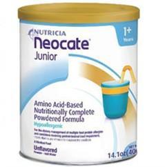 美国Neocate纽康特2段抗过敏湿疹防腹泻深度水解蛋白氨基酸奶粉