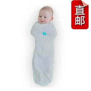 美国直邮 ergoCocoon0.2托格有机棉包裹婴儿襁褓和睡眠袋