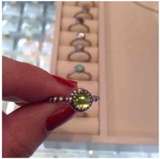 Pandora潘多拉生日戒指-8月(拍下请备注尺码)