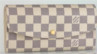 Louis Vuitton Emilie Wallet(N63021)