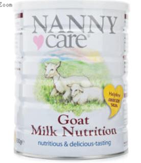 nanny care 羊奶粉 一段 900g 六罐 包邮 比利时快递 少量拼箱