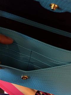 依美尚品 Juicy Couture橘滋 YHRU3954 手拿包单肩链条钱包 36