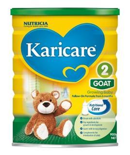 可瑞康二段婴儿羊奶粉900克Karicare+ Goats' Milk baby Formula2