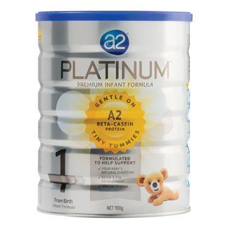 a2白金高端一段婴儿奶粉(beta casein 酪蛋白新技术)900克