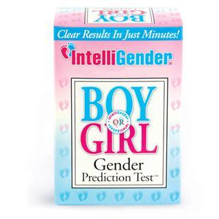 Intelligender Prediction Test 胎儿性别预测试剂盒