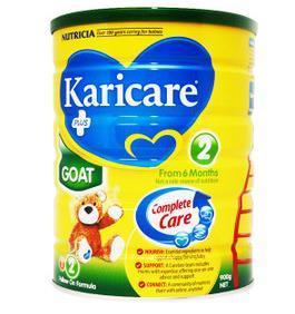 澳洲   karicare 可瑞康婴儿羊奶粉2段900g