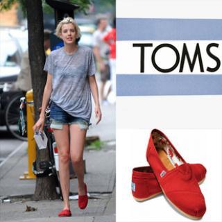 toms正品镂空女鞋