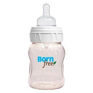 Born Free 经典防胀气 宽口玻璃奶瓶单个个装(5oz and 9oz)