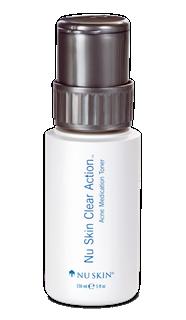 如新净肤爽肤水 Nu Skin Clear Action Acne Medication Toner