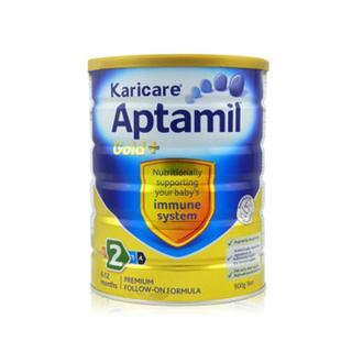 澳洲直邮 新西兰可瑞康karicare Aptamil爱他美婴儿奶粉2段