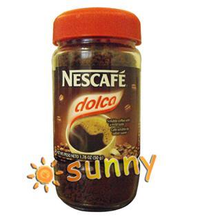 免运费!包美国直邮 Nestle雀巢 特浓即冲咖啡 50克