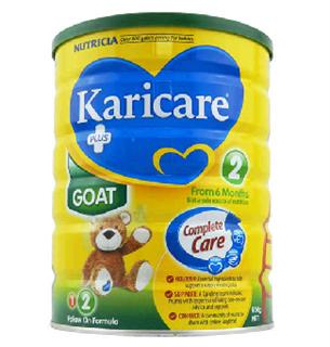 澳洲直邮 新西兰进口 karicare 可瑞康婴儿羊奶粉2段900g