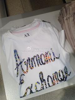Armani exchange女士短袖T恤7款,更多见描述(拍下备注颜色款式)