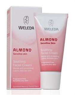 德国正品Weleda维蕾德杏仁滋养面霜 Almond Facial Cream 30ml