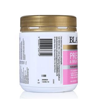 澳洲直邮 Blackmores孕妇黄金营养素180粒 叶酸DHA维生素