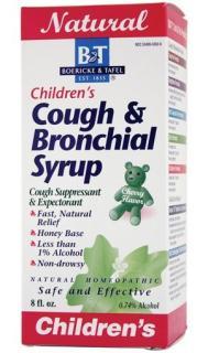 【天然顺势】美国Boericke & Tafel儿童咳嗽化痰糖浆 240ml任意三件包运