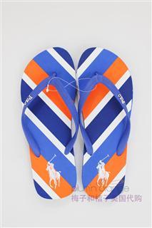 Polo Ralph Lauren男士马标人字拖鞋