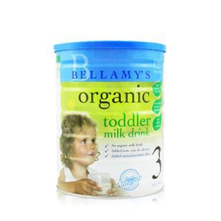 澳洲直邮正品 Bellamy's贝拉米3段 澳大利亚有机婴儿牛奶粉