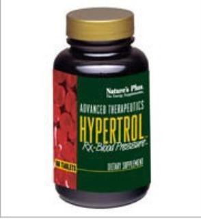 美国直购 nature's plus hypertrol 平衡血压配方 60粒任意三件包运